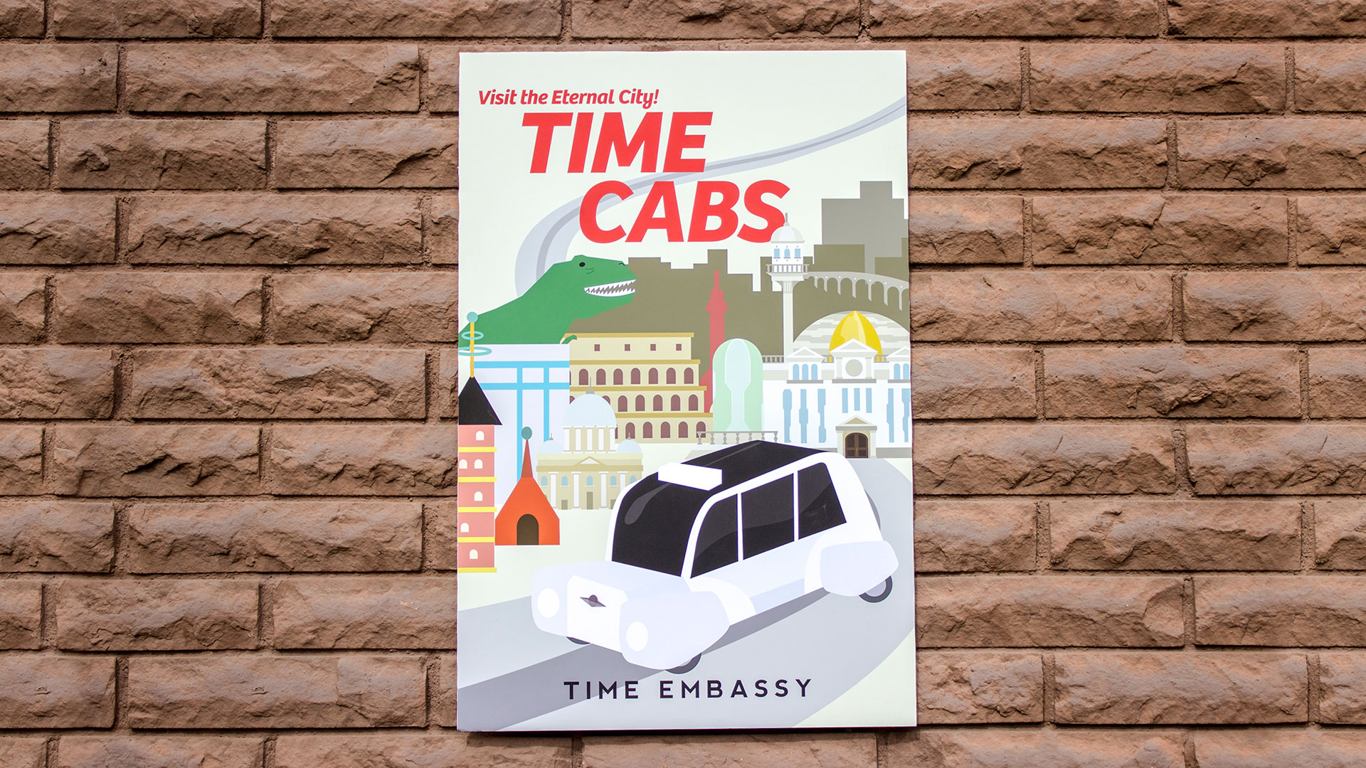 Time Embassy | Amanda Lui